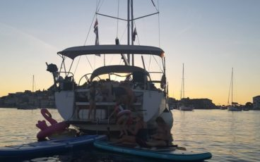Last chance to charter our Elan 494 ROMANA III in Croatia